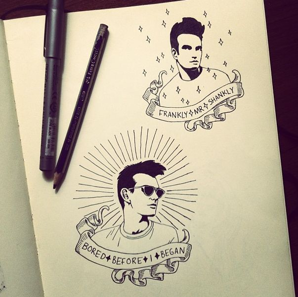 the smiths tattoo - Google Search                              …