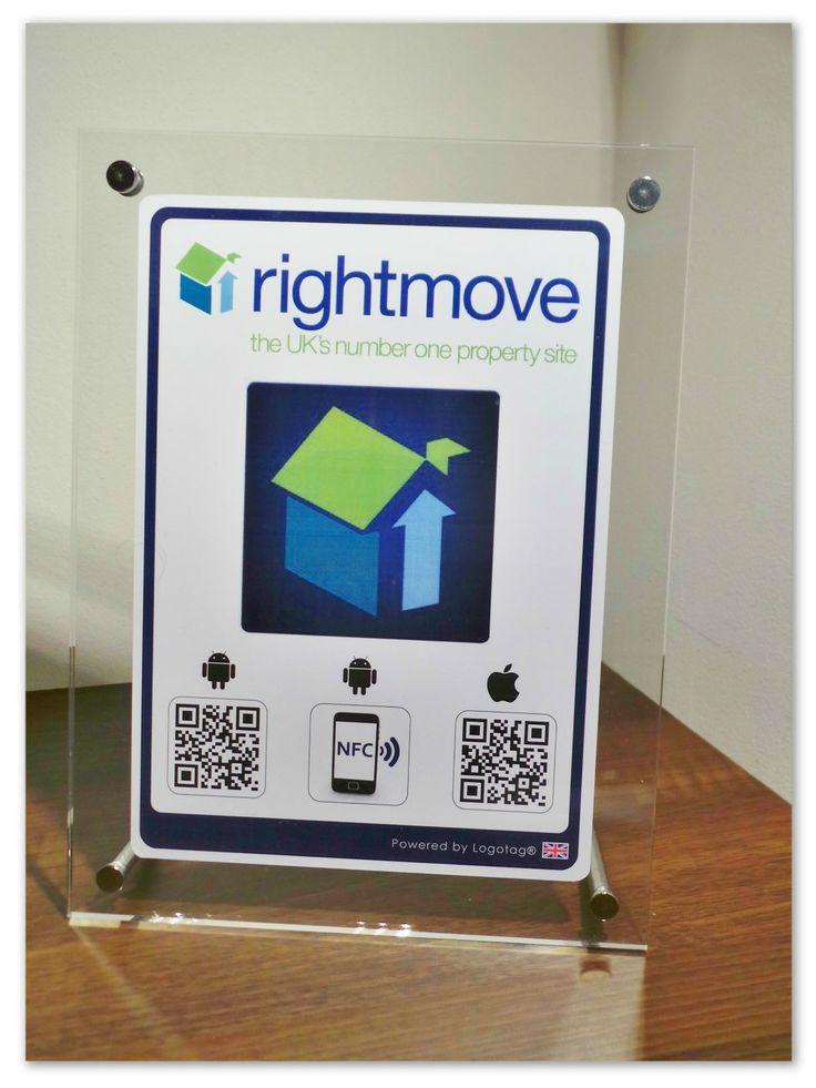 #Rightmove #Logo for #EstateAgents.