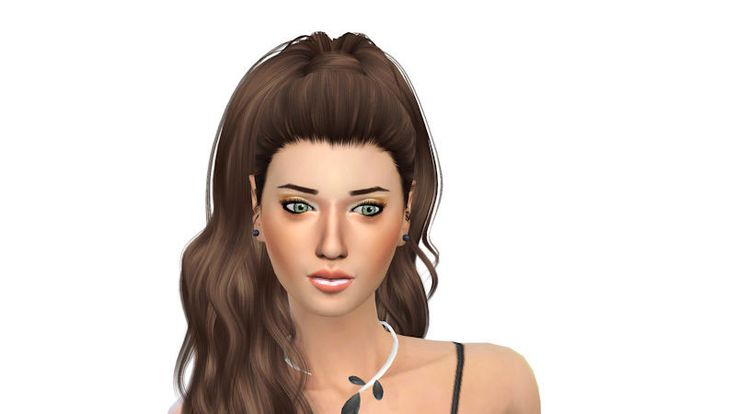 The Sims 4: Eye Shadow