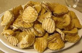 Hooters Restaurant Recipes - Hooters Fried Pickles