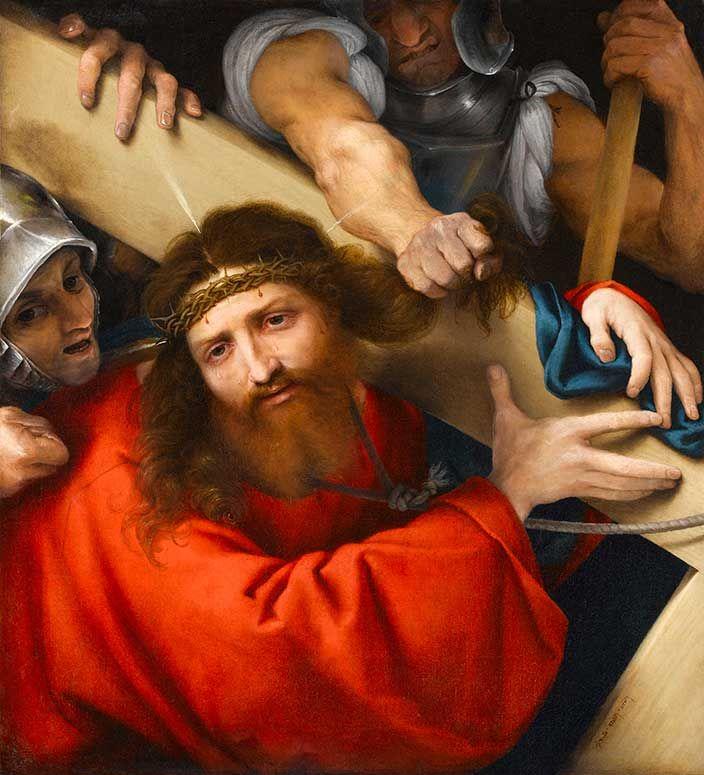 L'exposition Venezia scarlata à Rome propose 6 oeuvres de Lotto Savoldo Cariani sur le sens du rouge écarlate à Venise ou plutôt des sens