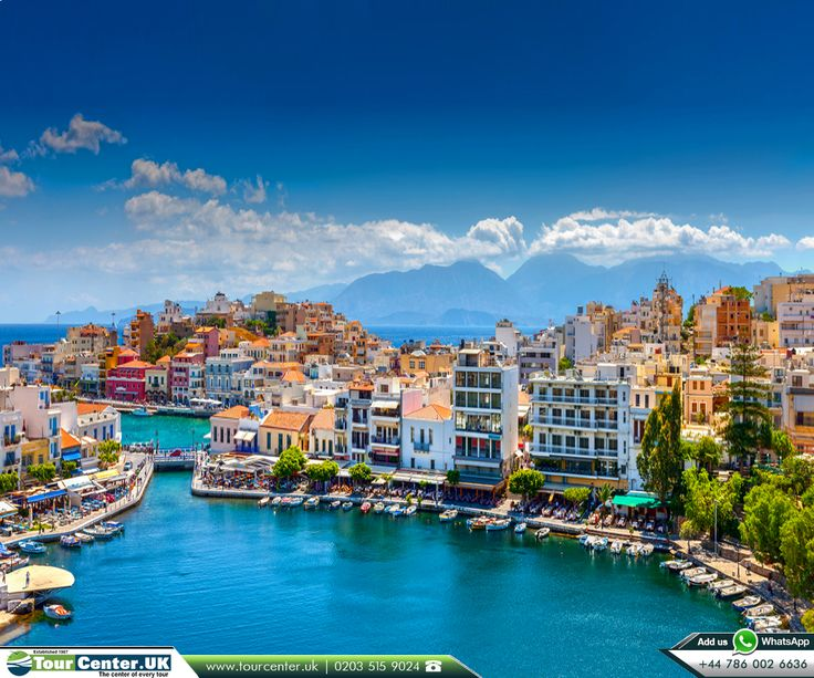 Holidays to Crete  |    Turquoise seas lapping against sandy #beaches, #stunning countryside's and secret coves make up the #gorgeous #Mediterranean #Island of #Crete. #Discover #paradise by booking all-inclusive #budget #holidays to Crete with Tour Center.  |     #tourcenter  |    ☎ Contact us: 0203 515 9024  |   📱 WhatsApp us: 0786 002 6636  |   💻…