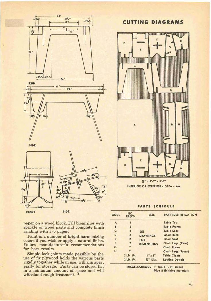 Handy Man's Plywood Projects - Fawcett Publicat...