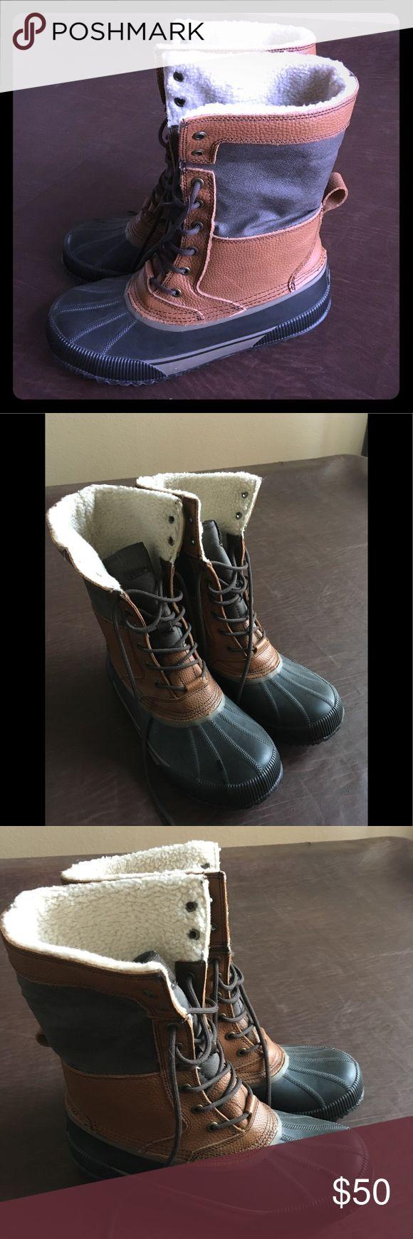 Mens Boots Mens Aldo boots Aldo Shoes Rain & Snow Boots
