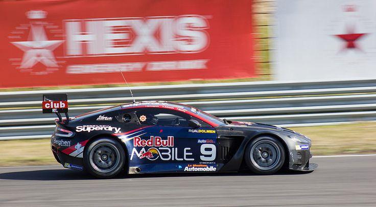 140705 50 Circuitpark Zandvoort _ Zandvoort Masters _ BRCC GT4 European Series _ M. Schmetz, F. Bouvy _ Aston Martin Vantage GT3 _ Brussels Racing