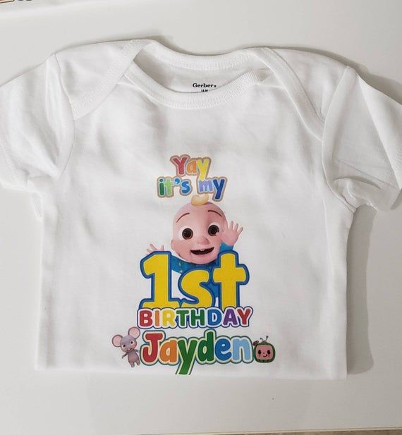 Cocomelon Cake Topper Personalized Balloons Cake Topper Twins 1st Birthday Twins Birthday Rainbow First Birthday Twins Cake Topper