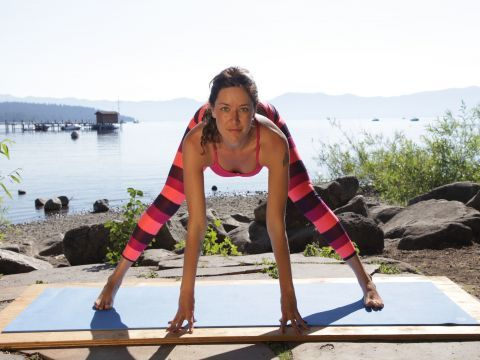 """Wake Up Your Spine from myyogaonline.com : One of my absolute favorites from Ashleigh Sergeant! Her expertise on alignment is amazing! """"This practice is a gentle, yet powerful way to help warm up your spine in the morning. It's a perfect sequence to clear out any kinks from the night before and prepare you for a full range of motion throughout your day."""""""