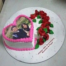 One of the best online cake home delivery in Delhi by Bakery Bazar providing Photo cake, designer cake, fresh cake, cartoon cake and birthday cakes. Bakery Bazar is a leading brand in authentic specialize in Cakes/desserts for various occasions.