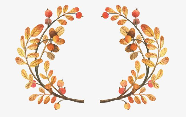 Autumn Leaves Border Autumn Tree Borders Png Transparent Clipart Image And Psd File For Free Download Watercolor Autumn Leaves Leaf Border Autumn Leaves