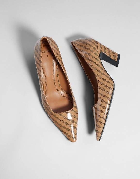 Pantofle Na Jesien Bershka Modne Buty Z Sieciowek Jesien 2018 Shoes Heels Wedges