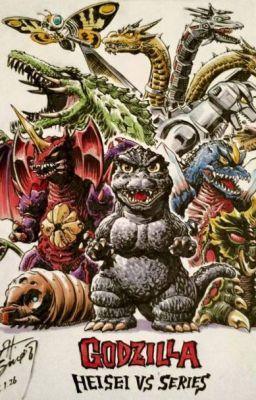 #wattpad #random Esta una enciclopedia que  le mostaran la informacion sobre los kaijus de la saga de Godzilla