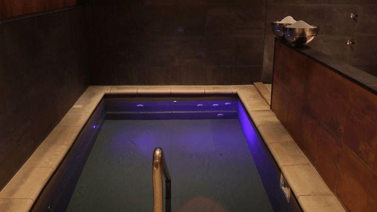 Na een warme sauna en een natuurlijke afkoeling in de buitenlucht laat een afsluiter in het dompelbad uw bloed sneller stromen. Een zeer aangenaam en verkwikkend effect.