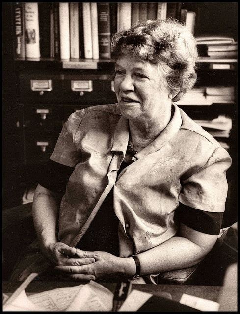 Margaret Mead...American anthropologist