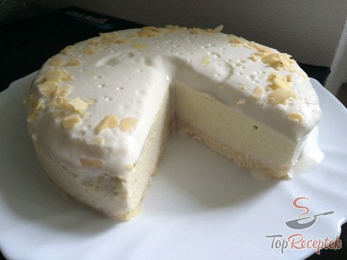 Páratlan frissítő lime-torta