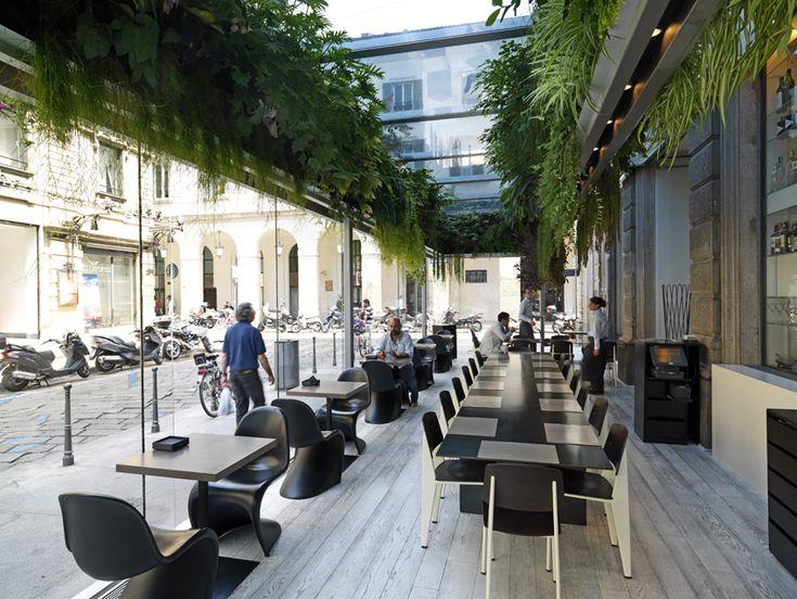 café trussardi alla scala, milano - quincoces-drago & partners