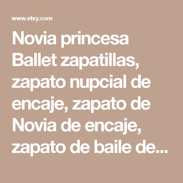 Novia princesa Ballet zapatillas, zapato nupcial de encaje, zapato de Novia de encaje, zapato de baile de encaje, de encaje zapatos de Ballet, zapatillas de encaje por HopefullyRomantic