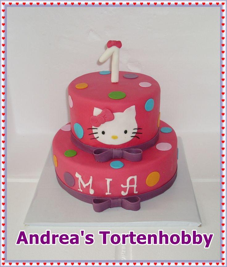 Hello Kitty Torte, Hello Kitty cake