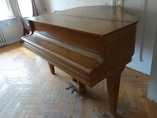 piano crapaud Pleyel