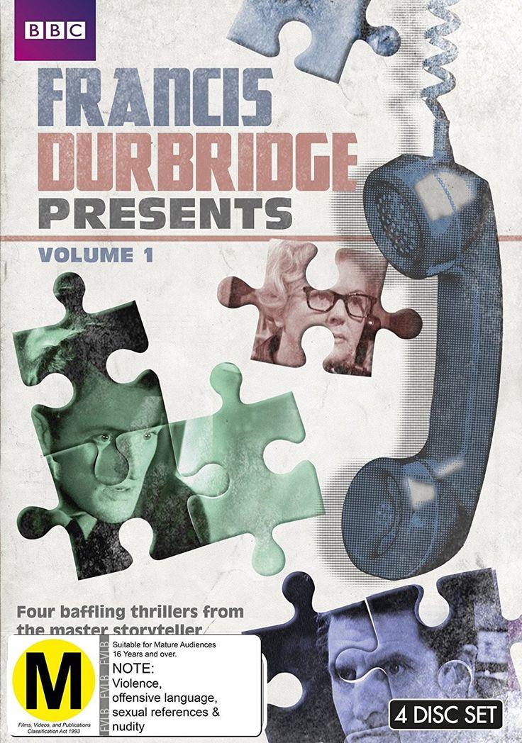 Sixties Francis Durbridge Presents The Desperate People border=