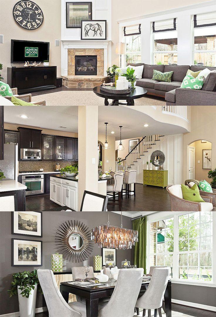 11 best ashton woods model home images on pinterest dinner sugar land texas and canapes. Black Bedroom Furniture Sets. Home Design Ideas