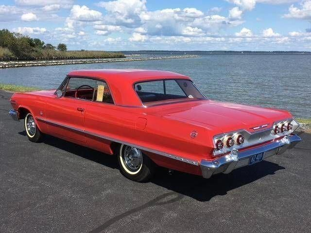 1963 Chevy Impala Chevroletclassiccars Chevroletchevelleclassiccars With Images Impala For Sale Chevrolet Impala Chevrolet