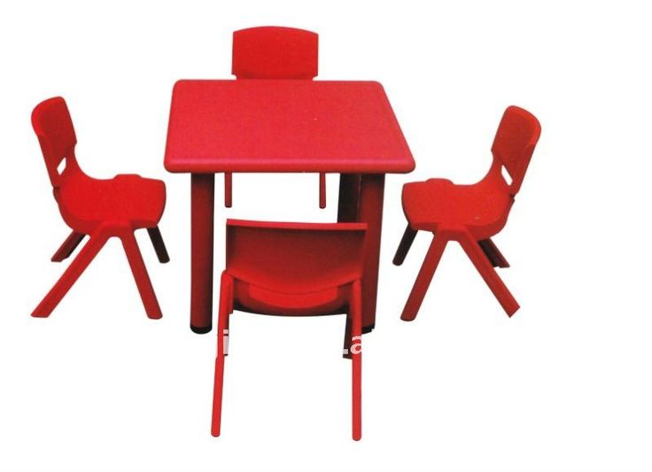 kindergarten table and chair set $16.8~$18.4