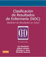 clacificacion de resultados de enfermería NOC quinta edicion