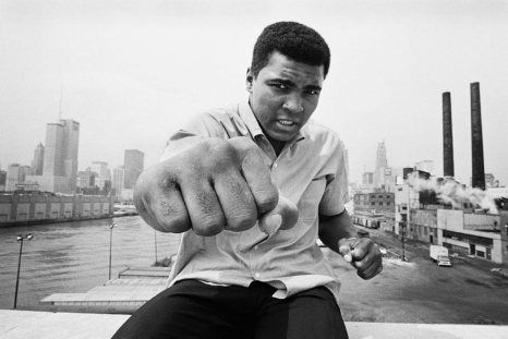 Muhammad Ali (Casiius Clay) // 1942 - 2016 // Profesional Boxer. Civil Rights Fighter. Poet. THE GREATEST. -  Widely regarded as one of the most significant and celebrated sports figures of the 20th century.