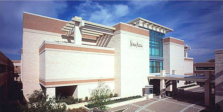 NEIMAN MARCUS - PLANO (#013), The Shops at Willow Bend, Plano, TX (2001, SF: 153,300).  Replaced the Prestonwood store (also store #013) in north Dallas.