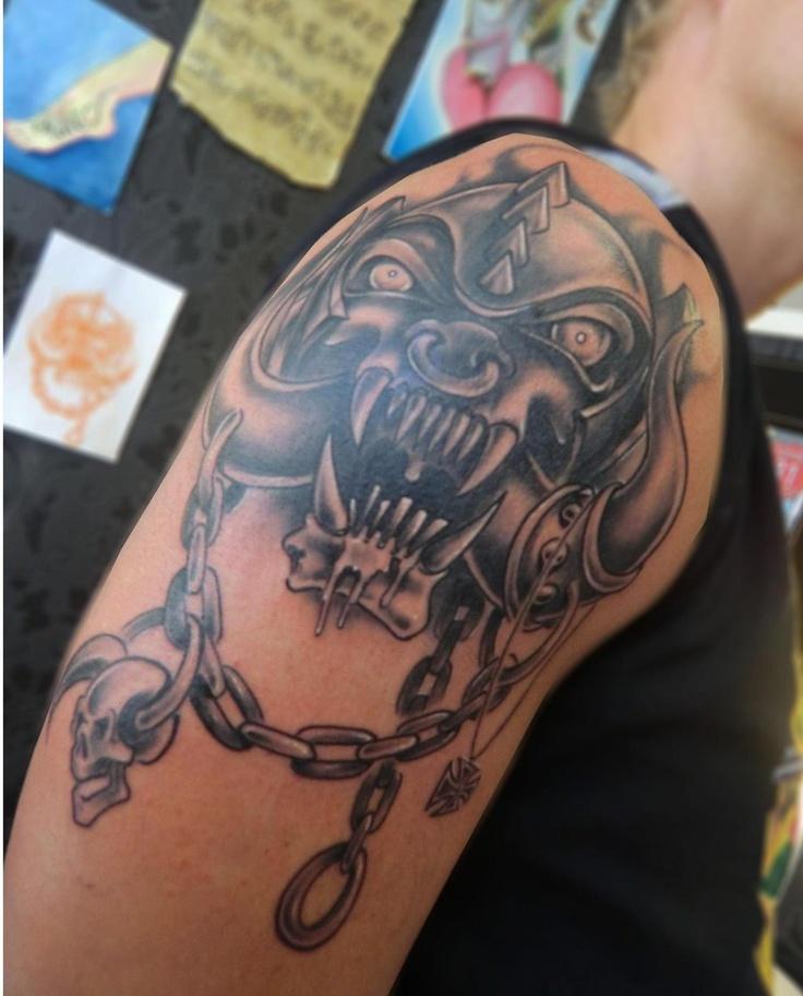 Motorhead tattoo awesome tattoos pinterest more