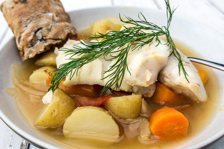 Greek fish stew kakavia recipe yum savory pinterest for Greek fish recipes