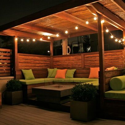 Patio Privacy Screen Design, Pictures, Remodel, Decor and Ideas - page 28