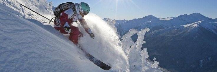 Ski Canada from 658 per person Whistler ski resort
