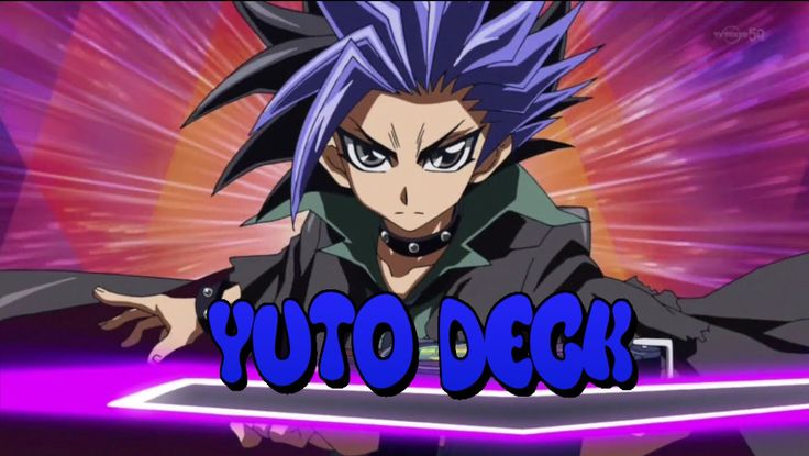 Heartland's Yuto's deck is mainly made of The Phantom Knights and other cards…