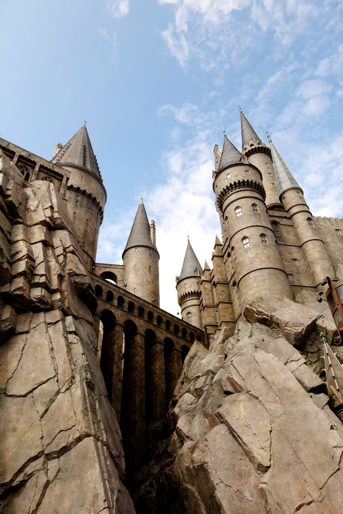 The Cherry Blossom Girl - Wizarding World of Harry Potter Universal Studios Osaka 40