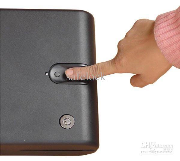 2017 Ms100 Gary Vault Biometric Fingerprint Safe Lock Box From ...