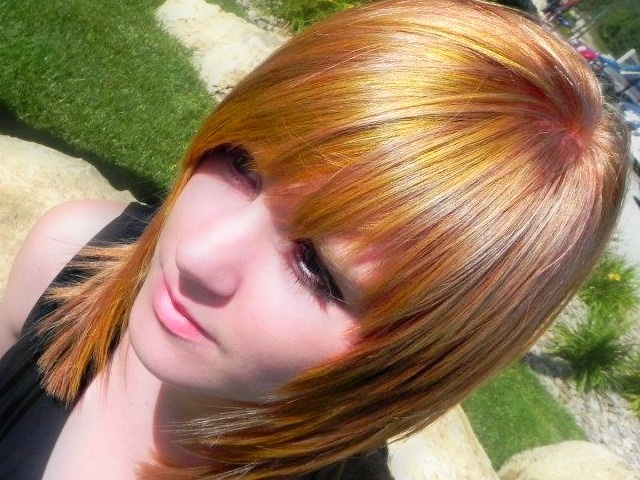 Strawberry blonde with Joico color | Hair | Pinterest ...