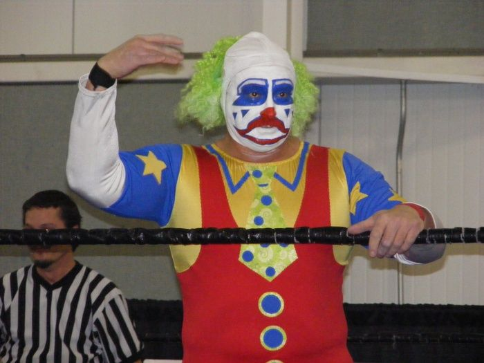 "The Sudden Death Of Matt Osborne ""Doink The Clown"""