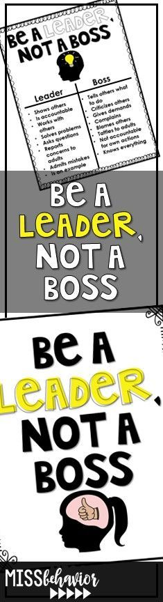 Learn how to transform bossy students into leaders using specific language and teaching!