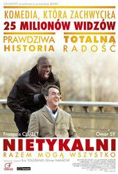 Nietykalni, 2011 plakat
