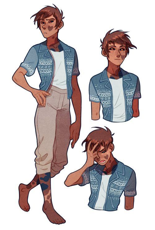 Character Design Inspiration Tumblr : Best character design boys images on pinterest