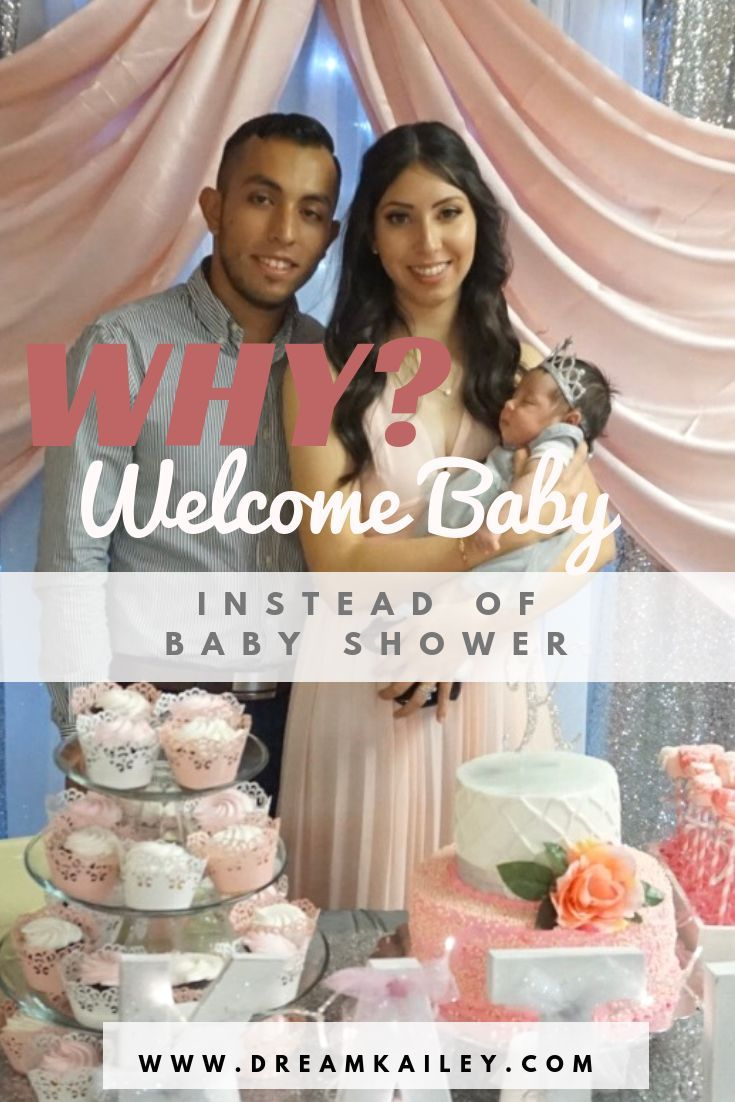 Kailey S Welcome Baby Party Instead Of Baby Shower In 2020