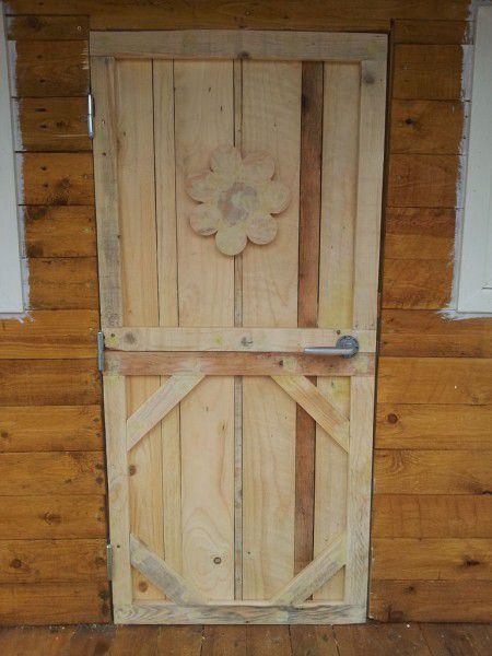 Como hacer una casita de madera con palets casita - Como construir una casa con palets ...