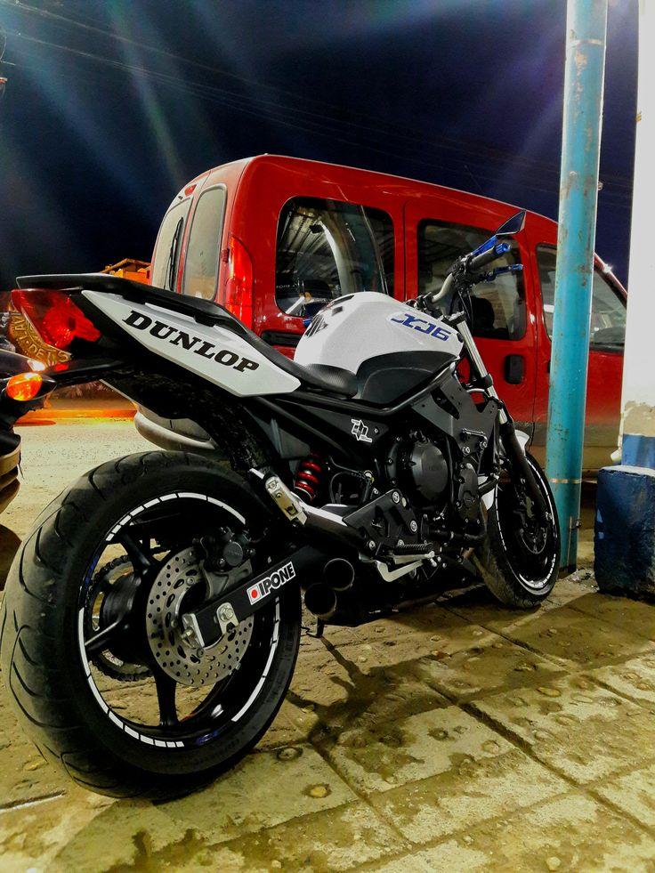 2012 Yamaha XJ6 Diversion F - Moto.ZombDrive.COM