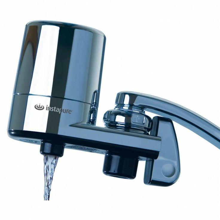 Συσκευή φίλτρου νερού βρύσης Instapure F2(F3) Χρωμέ