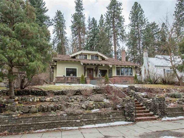 1912 Craftsman   Spokane, WA   $295,000   Old House Dreams  I Love