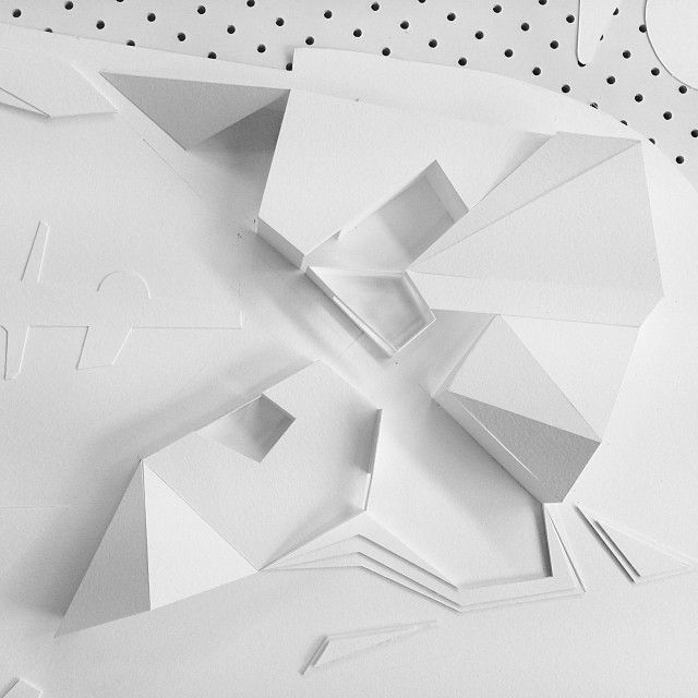 Architectural Model - Edwards Moore Architects