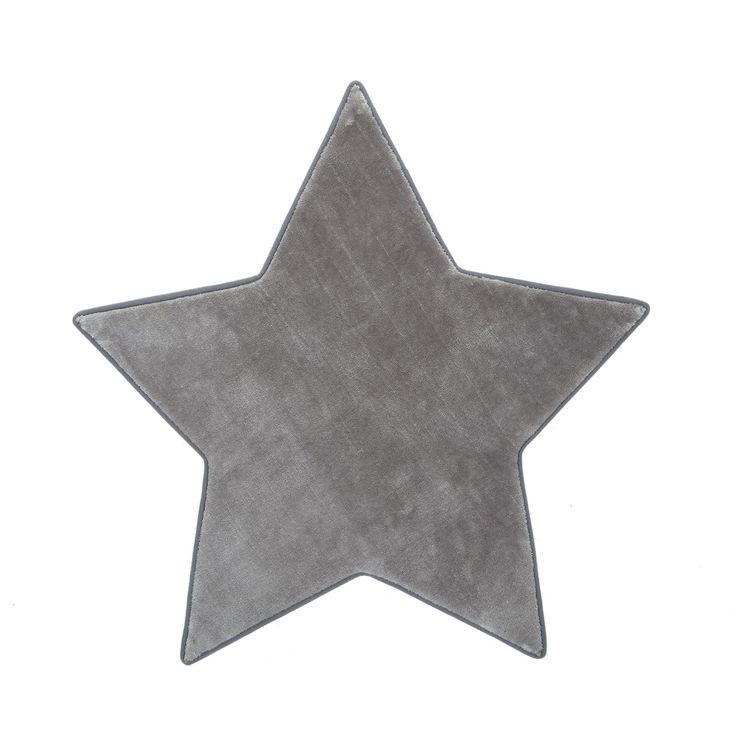 Tapis pour enfant gris Gris - Sweet - Les tapis de chambre d'enfants - Les tapis, rideaux et coussins - Univers des enfants - Décoration d'intérieur - Alinéa
