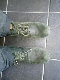 #shoesinsitu green shoes