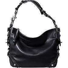 Black Coach Purse - I think I need a new coach bag...